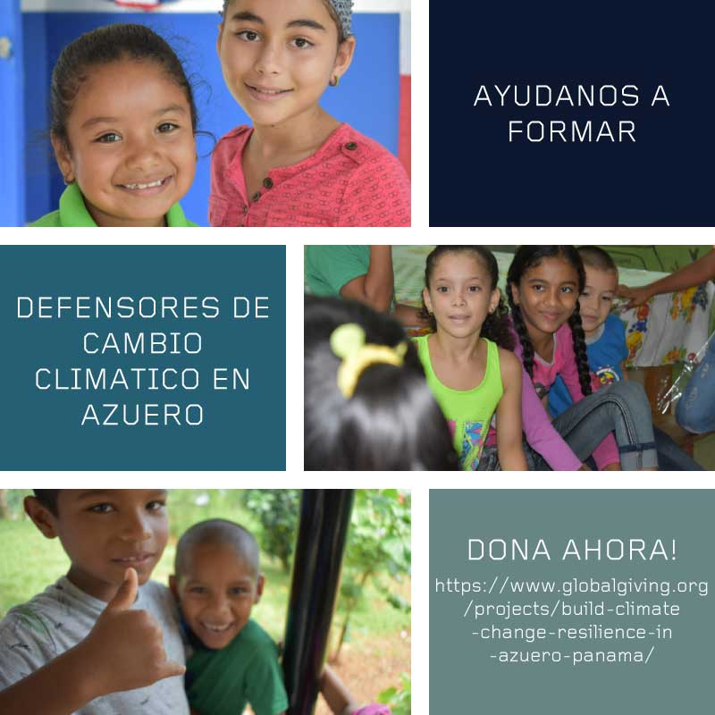 Global Giving 2019 - Pro Eco Azuero